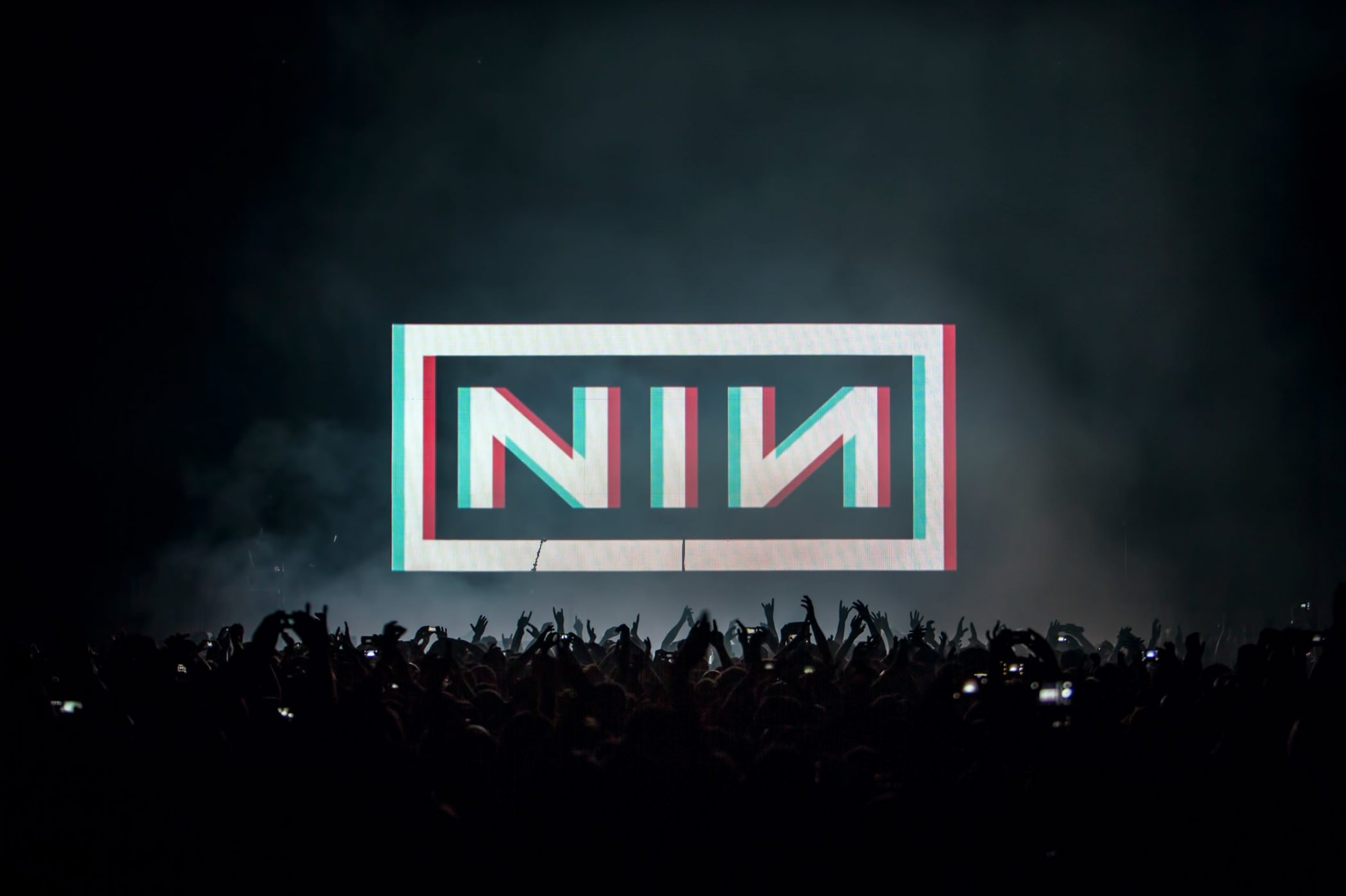 Tension Tour in Arenas, Nine Inch Nails | Moment Factory