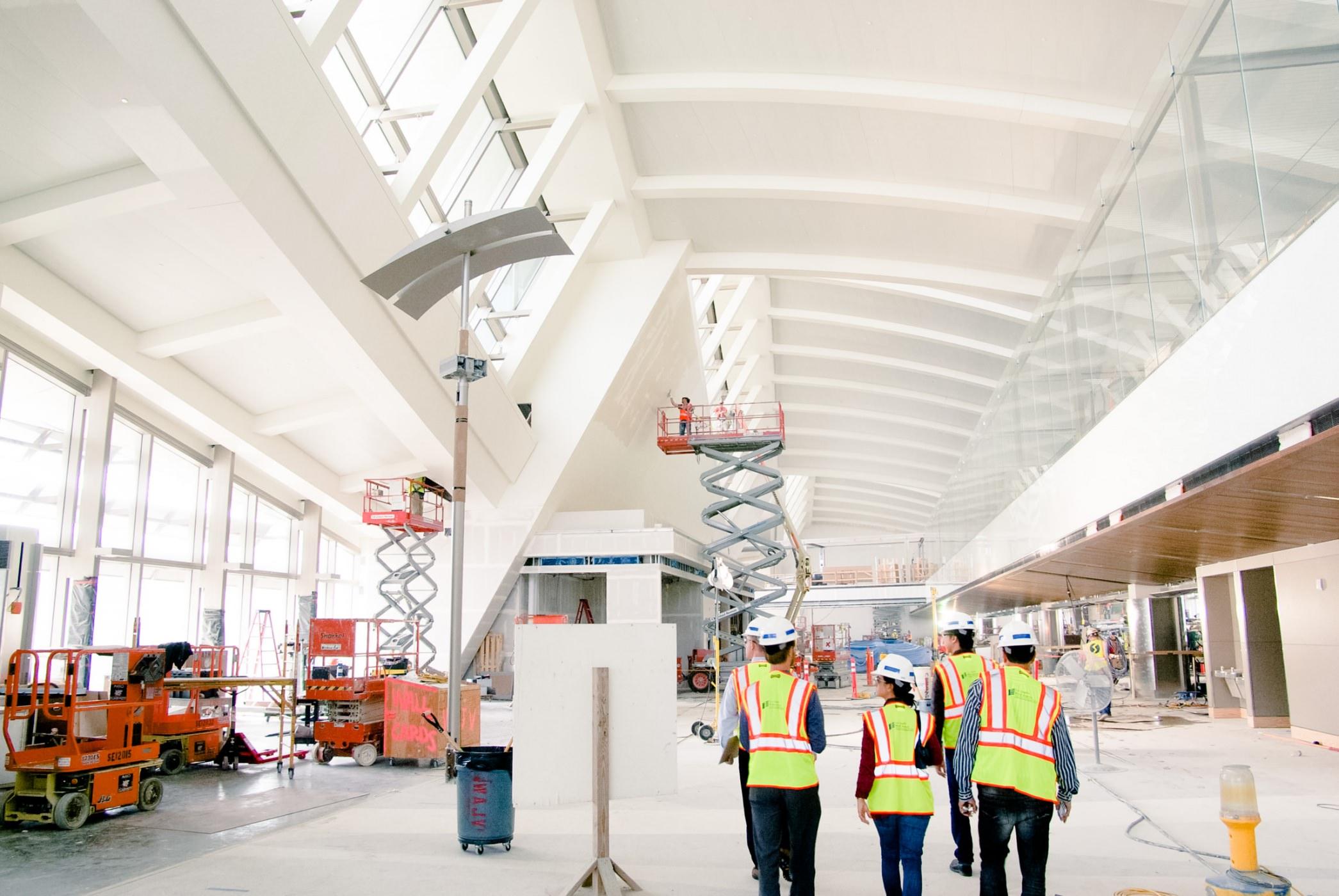 Tom Bradley International Terminal of Los Angeles International ...