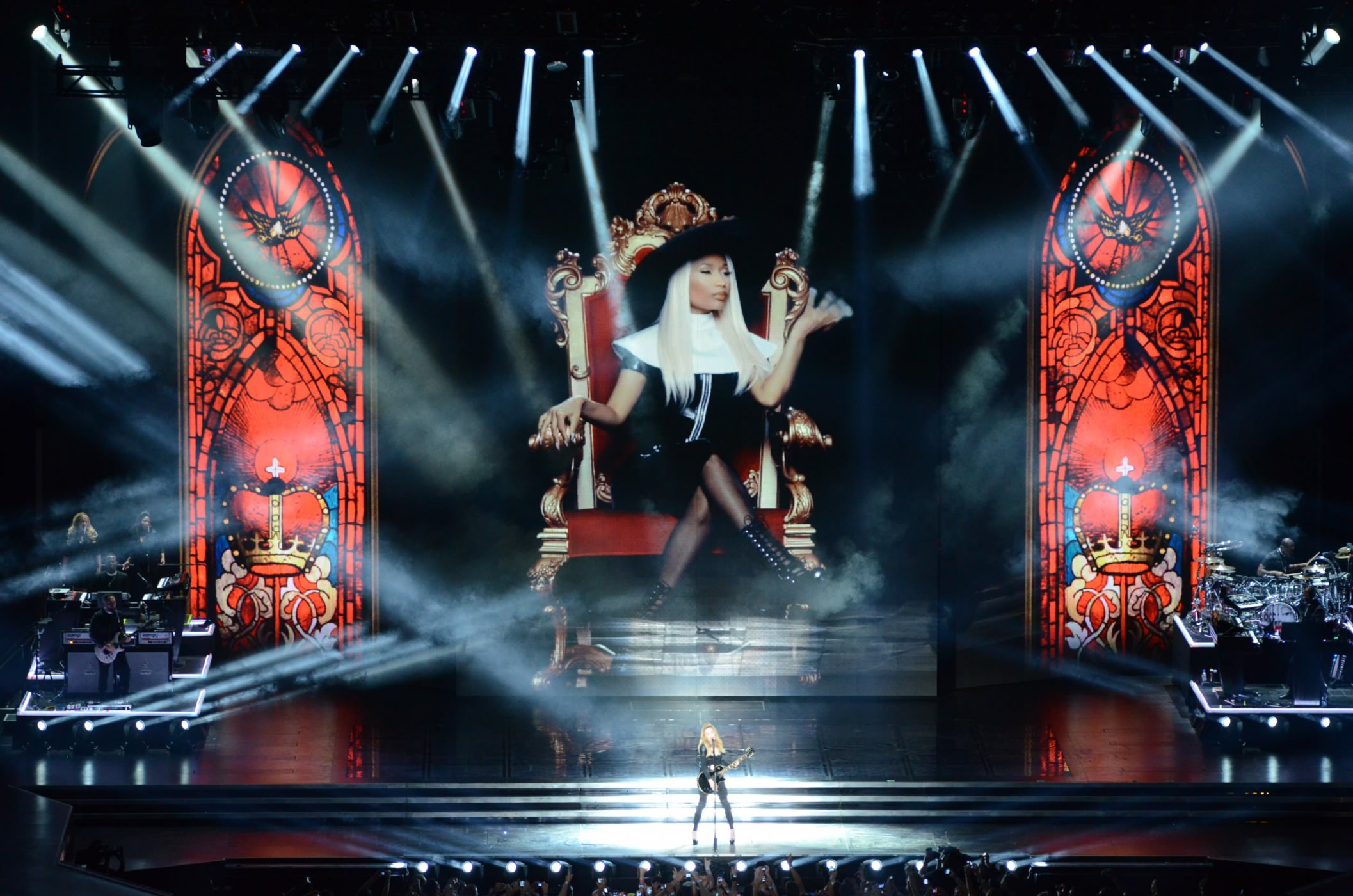 mdna tour madonna moment factory