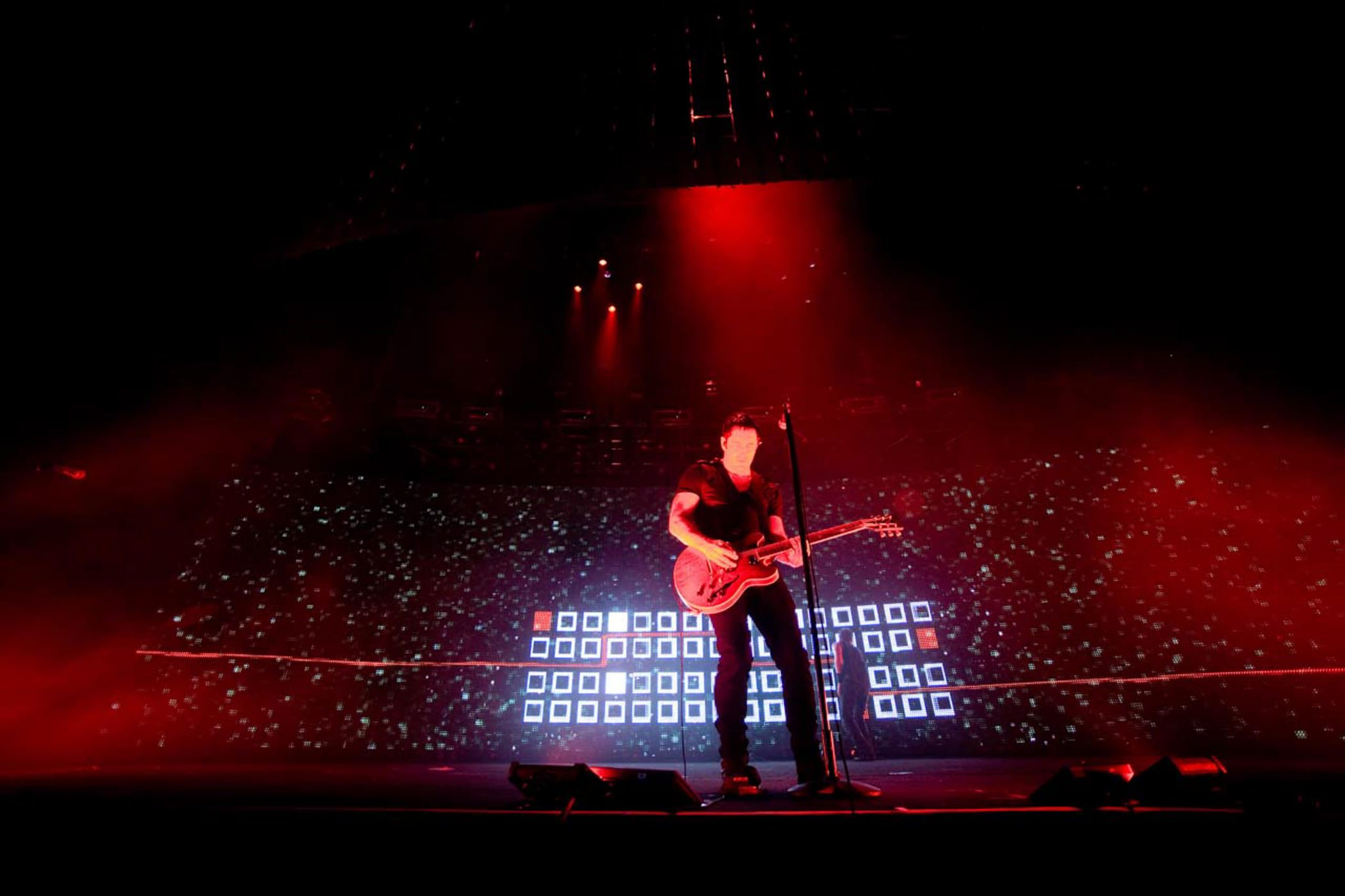 Lights in the Sky Tour, Nine Inch Nails | Moment Factory