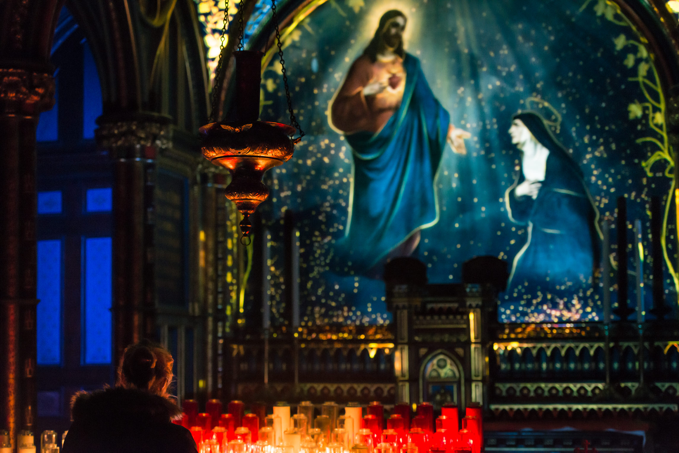 Aura At The Notre Dame Basilica Moment Factory
